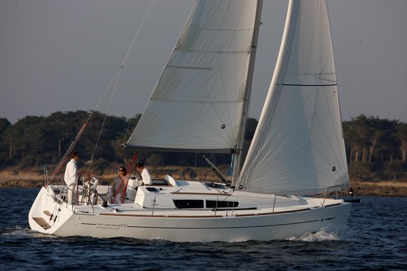Navalia - Imbarcazione Sun Odyssey 33i 1