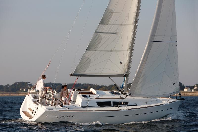 Navalia - Imbarcazione Sun Odyssey 33i 2