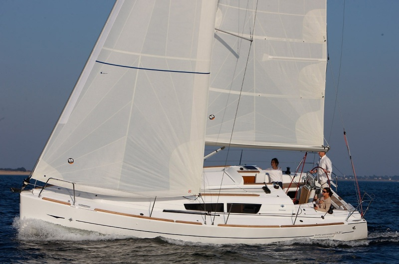 Navalia - Imbarcazione Sun Odyssey 33i 3
