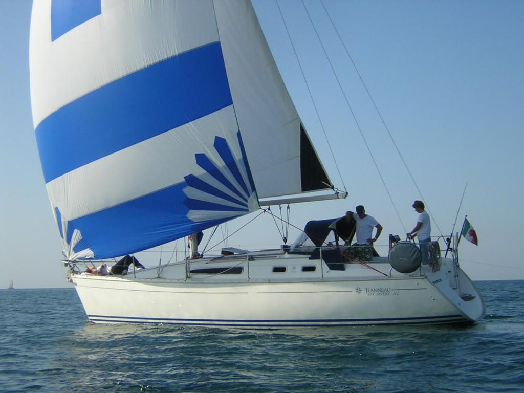 Navalia - Imbarcazione Sun Odyssey 342 1