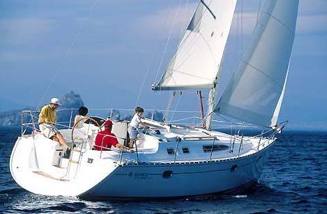 Navalia - Imbarcazione Sun Odyssey 342 2