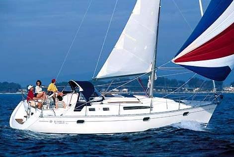 Navalia - Imbarcazione Sun Odyssey 342 3