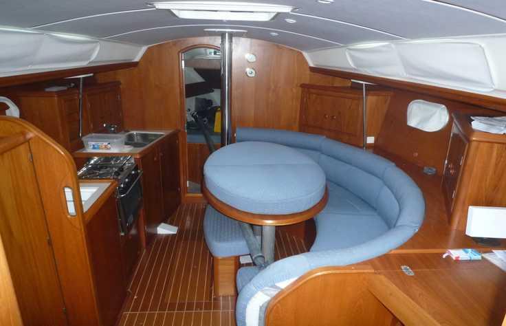 Navalia - Imbarcazione Sun Odyssey 342 5