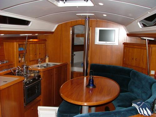 Navalia - Imbarcazione Sun Odyssey 342 6
