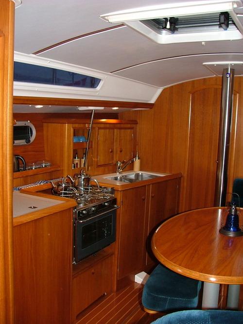Navalia - Imbarcazione Sun Odyssey 342 7