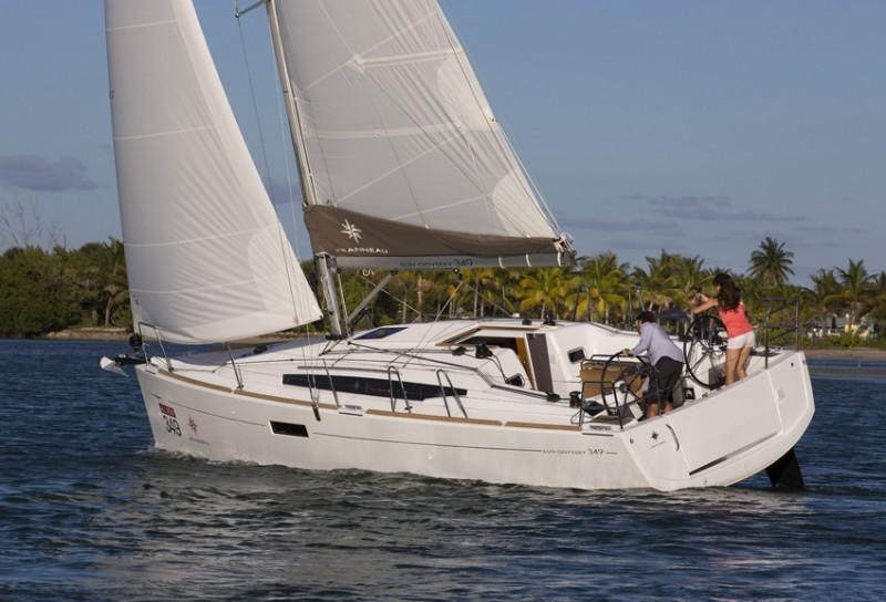 Navalia - Imbarcazione Sun Odyssey 349 1