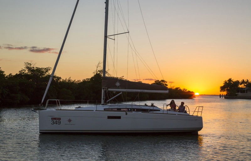 Navalia - Imbarcazione Sun Odyssey 349 3