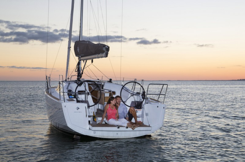 Navalia - Imbarcazione Sun Odyssey 349 4