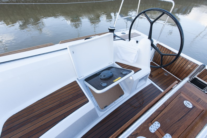 Navalia - Imbarcazione Sun Odyssey 349 5