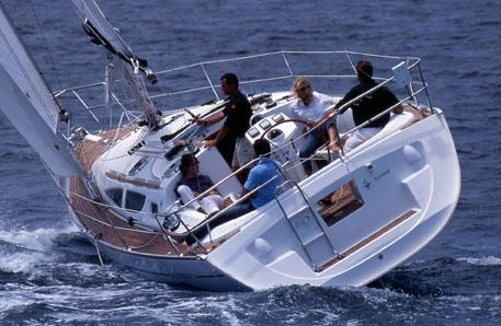 Navalia - Imbarcazione Sun Odyssey 35 1
