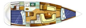 Navalia - Imbarcazione Sun Odyssey 35 9