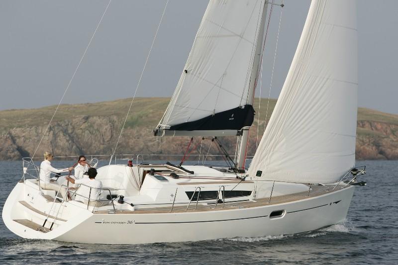 Navalia - Imbarcazione Sun Odyssey 36i 1