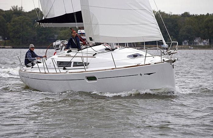 Navalia - Imbarcazione Sun Odyssey 36i 2