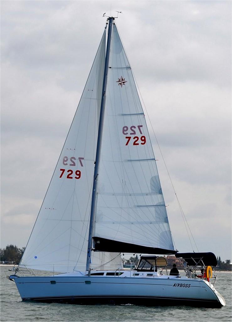 Navalia - Imbarcazione Sun Odyssey 37 2