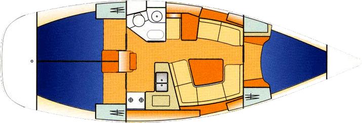 Navalia - Imbarcazione Sun Odyssey 37 9
