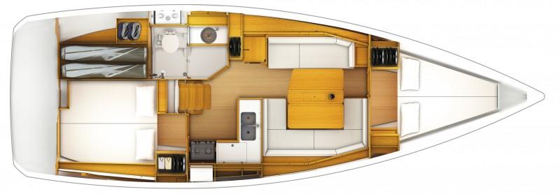 Navalia - Imbarcazione Sun Odyssey 379 11