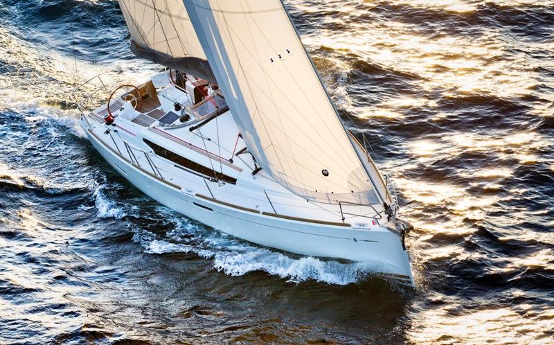 Navalia - Imbarcazione Sun Odyssey 379 4