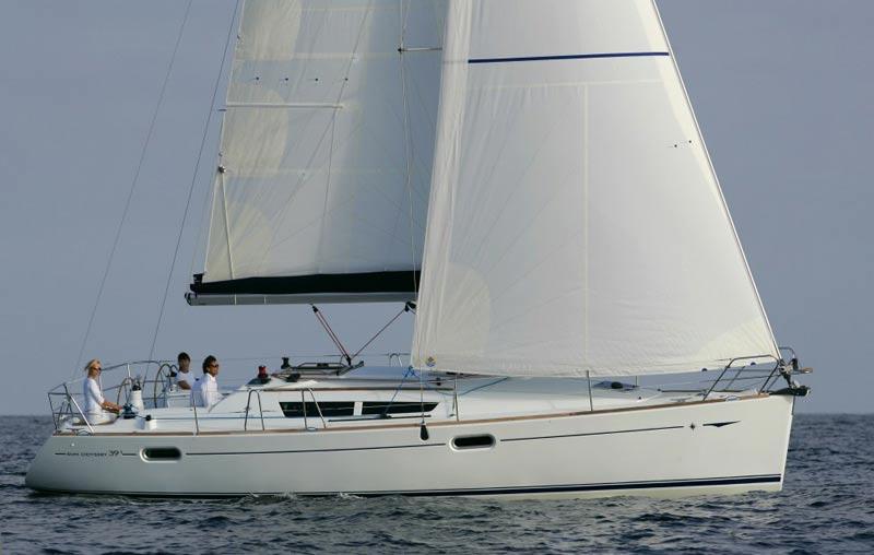 Navalia - Imbarcazione Sun Odyssey 39ì 1