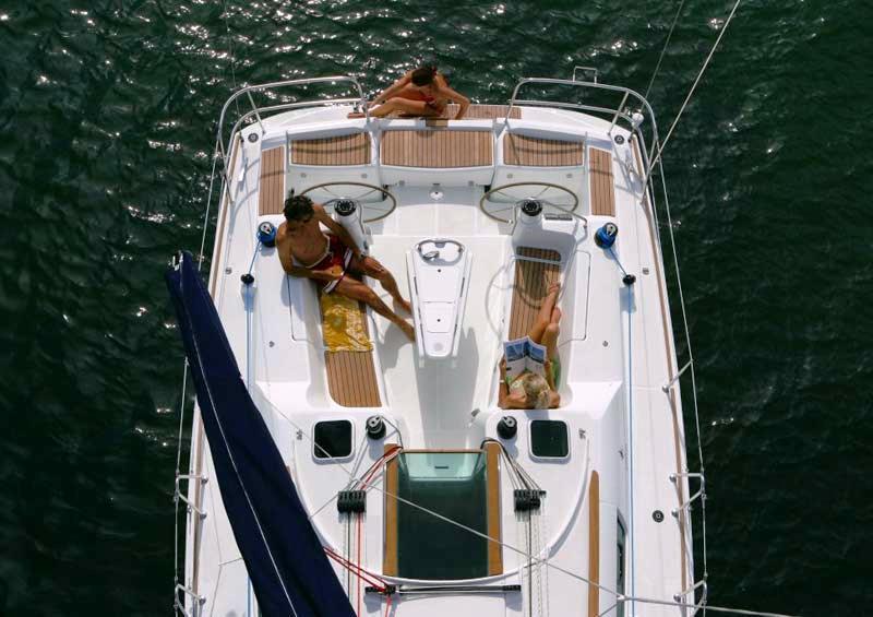 Navalia - Imbarcazione Sun Odyssey 39ì 3