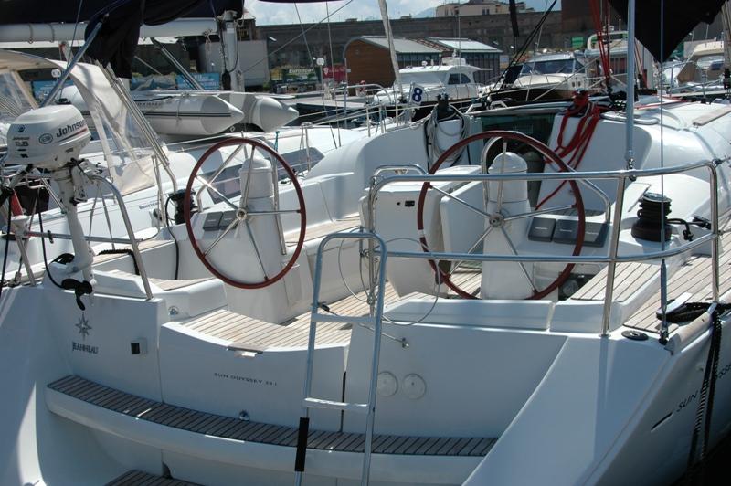 Navalia - Imbarcazione Sun Odyssey 39i 4