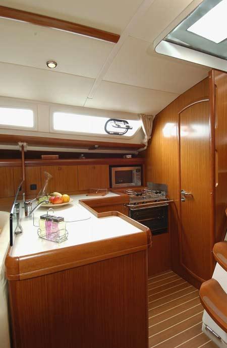 Navalia - Imbarcazione Sun Odyssey 39i 6