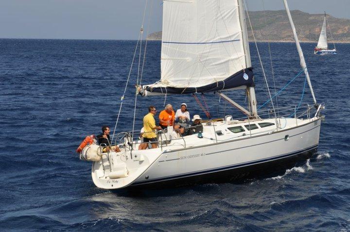 Navalia - Imbarcazione Sun Odyssey 40.3 1