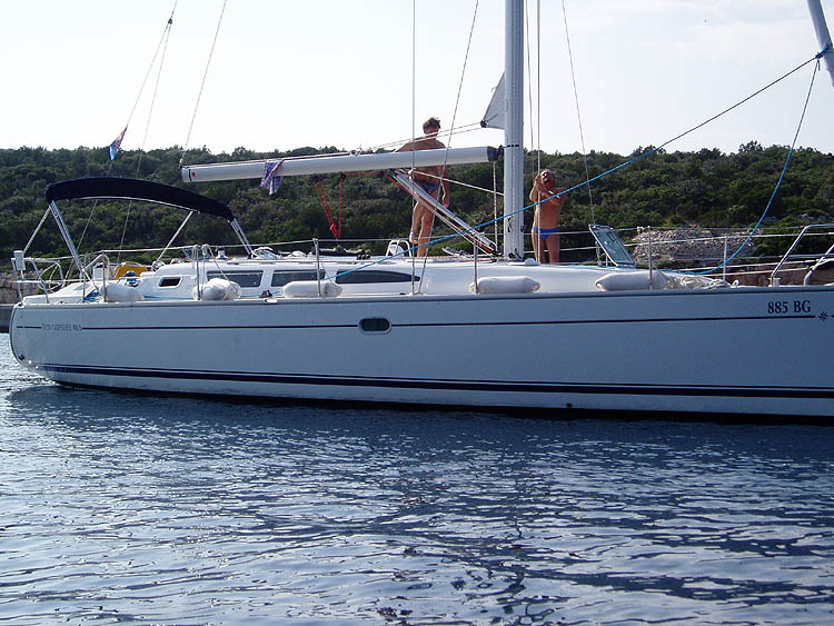 Navalia - Imbarcazione Sun Odyssey 40.3 2