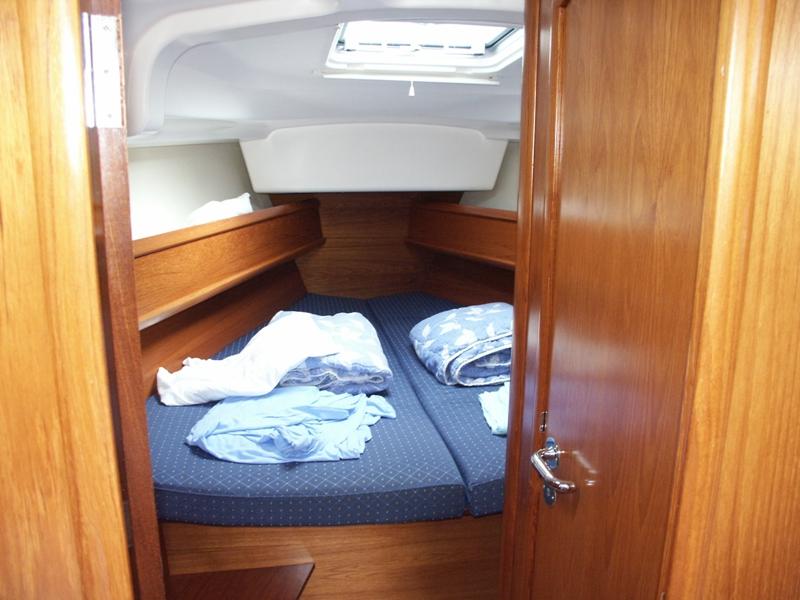 Navalia - Imbarcazione Sun Odyssey 40.3 8