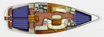 Navalia - Imbarcazione Sun Odyssey 40.3 9