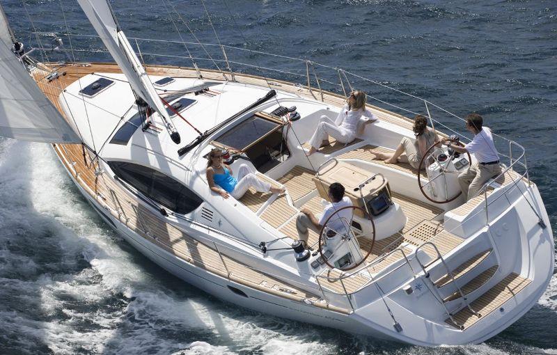 Navalia - Imbarcazione Sun Odyssey 40 1