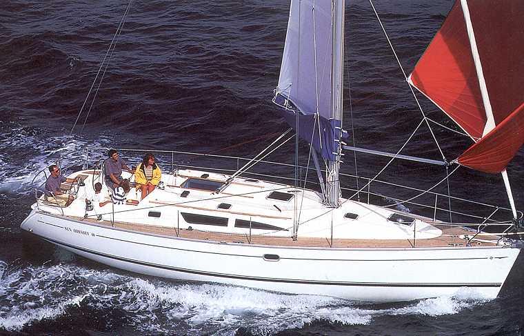 Navalia - Imbarcazione Sun Odyssey 40 2