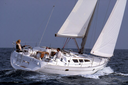 Navalia - Imbarcazione Sun Odyssey 40 3