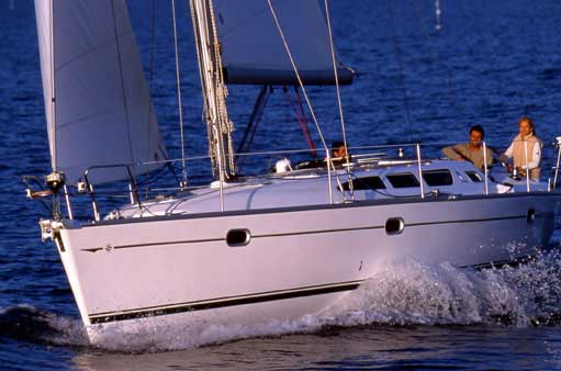 Navalia - Imbarcazione Sun Odyssey 40 4