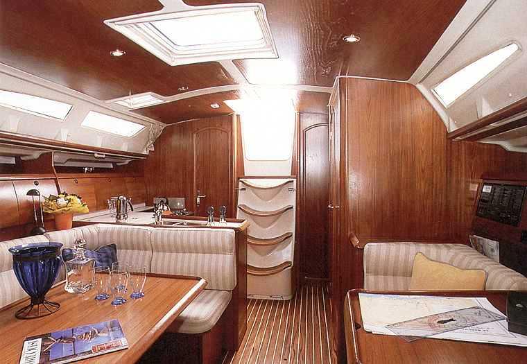Navalia - Imbarcazione Sun Odyssey 40 6