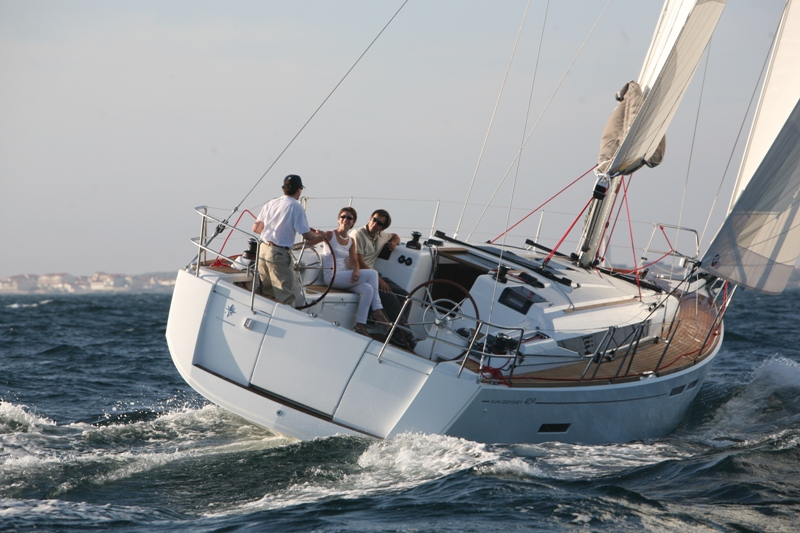 Navalia - Imbarcazione Sun Odyssey 409 1