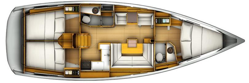 Navalia - Imbarcazione Sun Odyssey 409 11