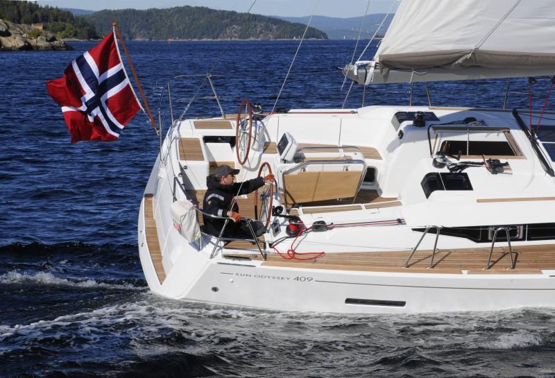 Navalia - Imbarcazione Sun Odyssey 409 3