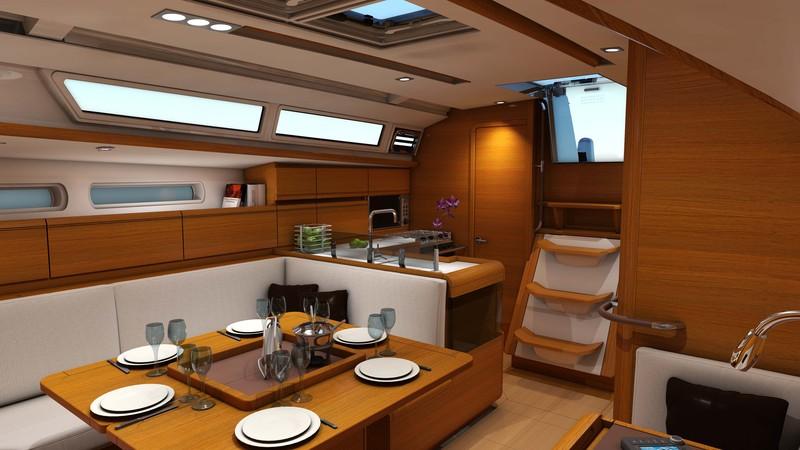 Navalia - Imbarcazione Sun Odyssey 409 6