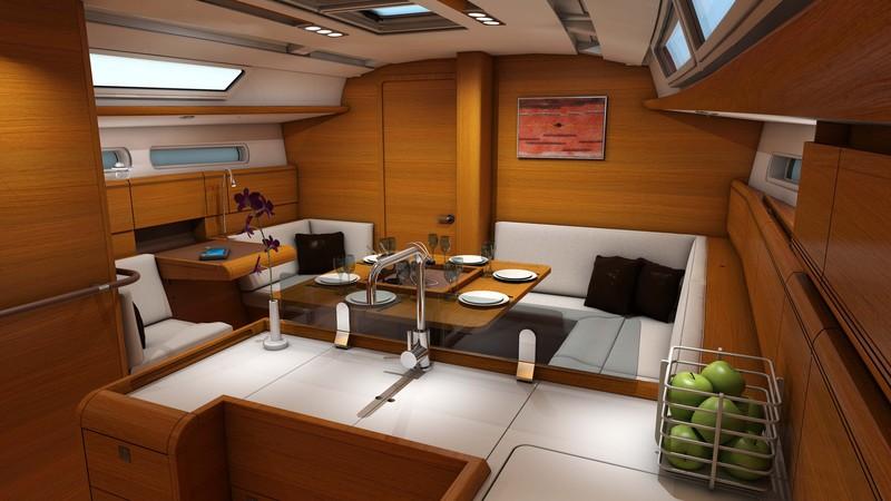 Navalia - Imbarcazione Sun Odyssey 409 7