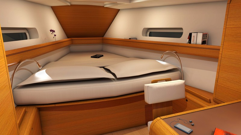 Navalia - Imbarcazione Sun Odyssey 409 8