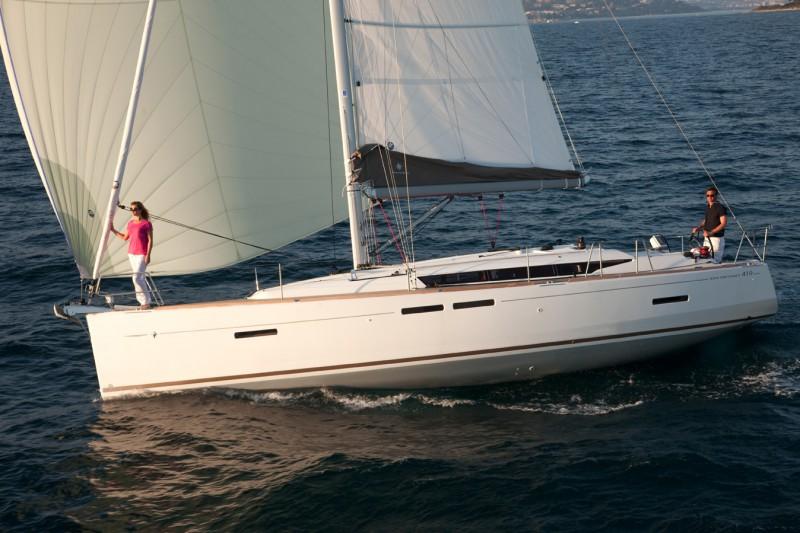 Navalia - Imbarcazione Sun Odyssey 419 1