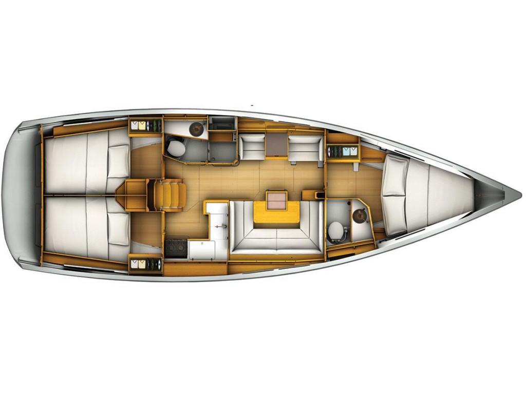 Navalia - Imbarcazione Sun Odyssey 419 13