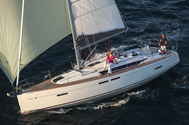 Navalia - Imbarcazione Sun Odyssey 419 3