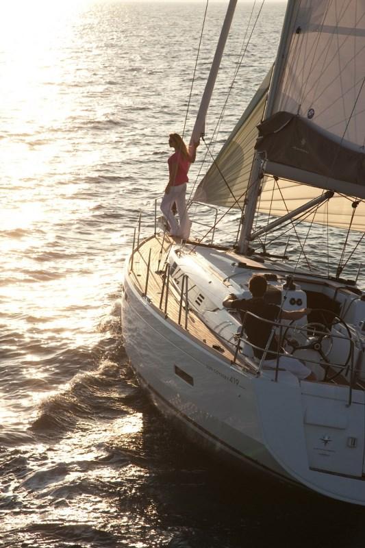 Navalia - Imbarcazione Sun Odyssey 419 5