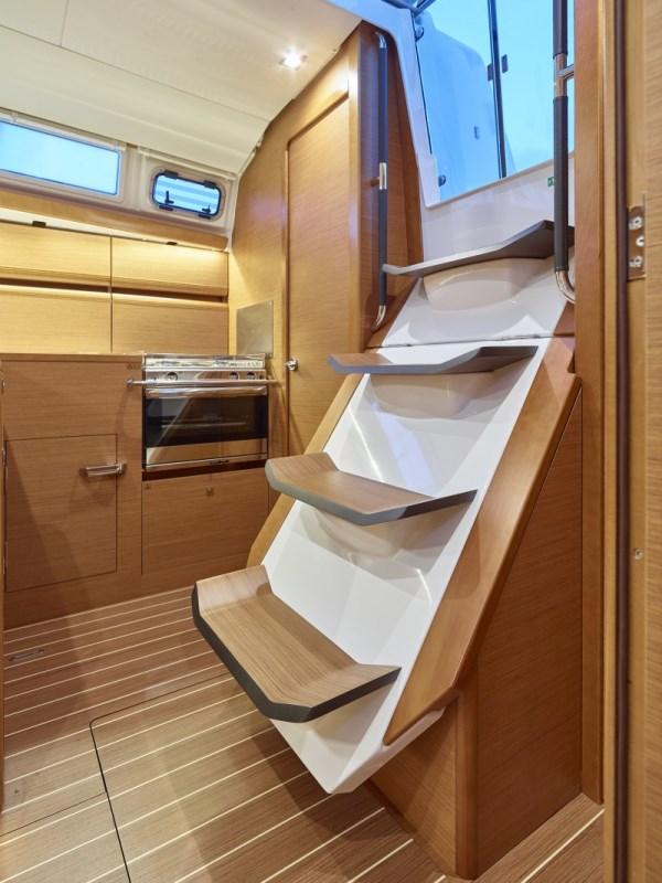 Navalia - Imbarcazione Sun Odyssey 419 9