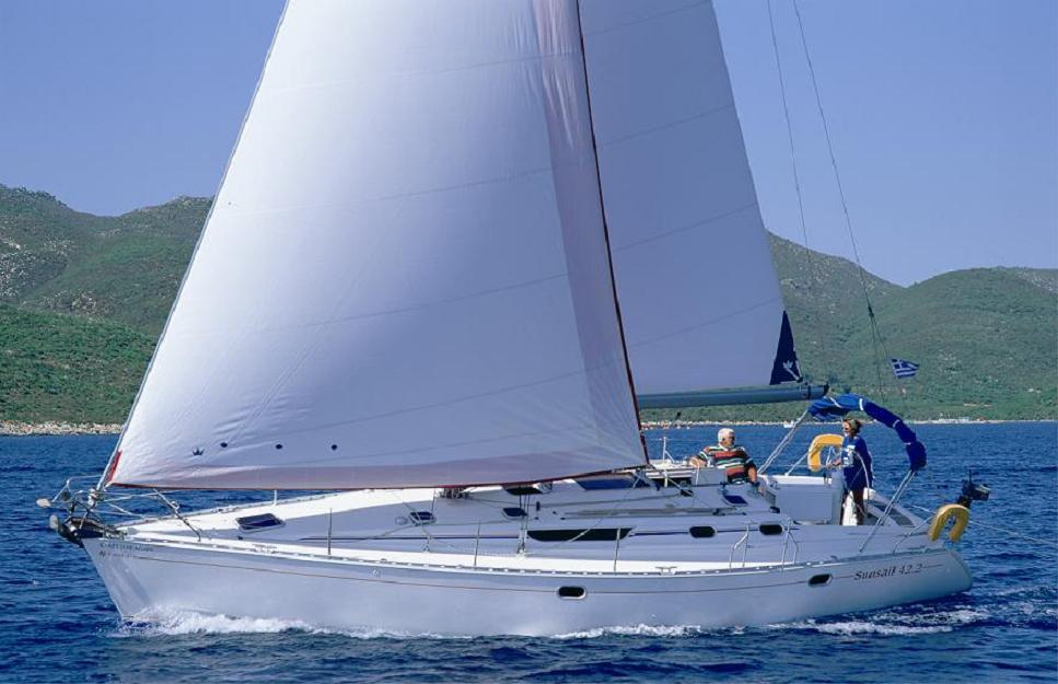 Navalia - Imbarcazione Sun Odyssey 42.2 1