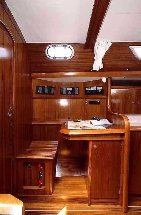 Navalia - Imbarcazione Sun Odyssey 42.2 5