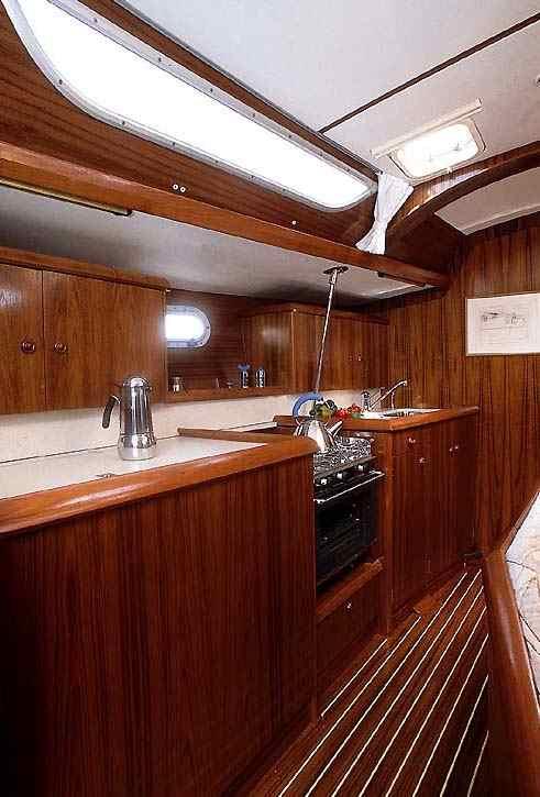 Navalia - Imbarcazione Sun Odyssey 42.2 6