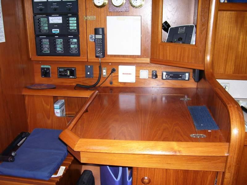 Navalia - Imbarcazione Sun Odyssey 42.2 8