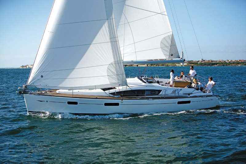 Navalia - Imbarcazione Sun Odyssey 42 DS 2